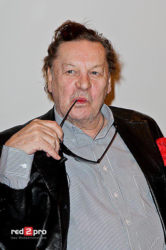 Helmut Berger - Ein Leben in Bildern 2012